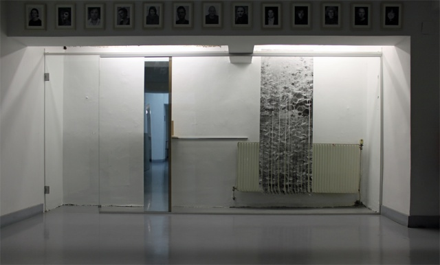Imre Nagy Installation Schauspielhaus Wien 2011